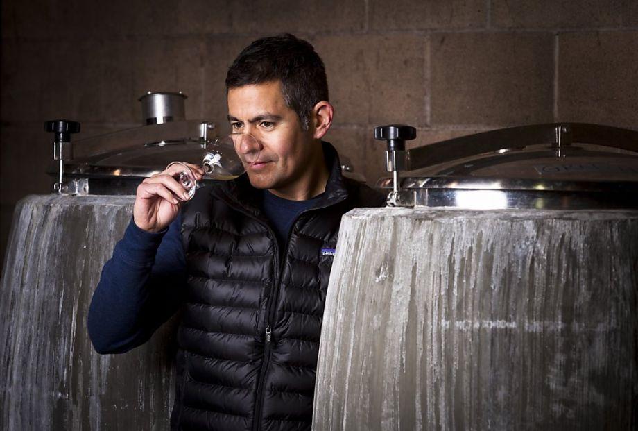 Winemaker to watch Tadeo Borchardt